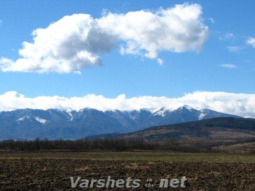 Стара планина - Вършец