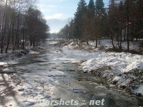 Река Ботуня - Вършец