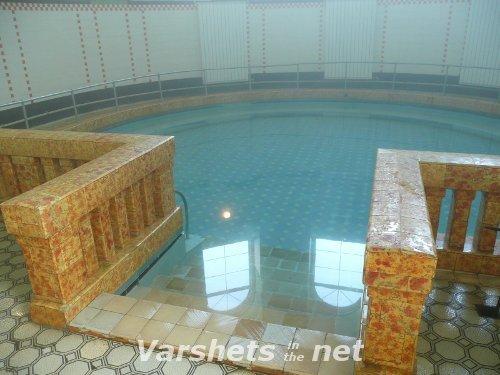 Новата минерална баня - Вършец