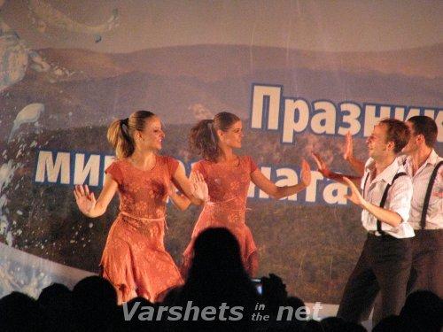 Спектакълът на Нешка Робева - Вършец