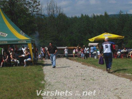 Балкана пее - фолклорен празник на Иванчова поляна - Вършец