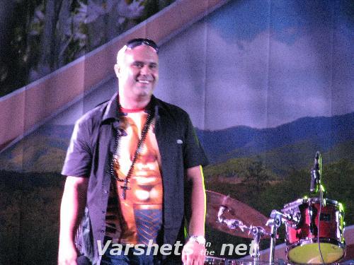 Концерт на рапъра Dani Davidoff - Вършец