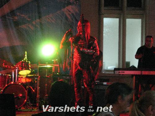"""Концерт на рок група """"Ер Голям"""" - Вършец"""