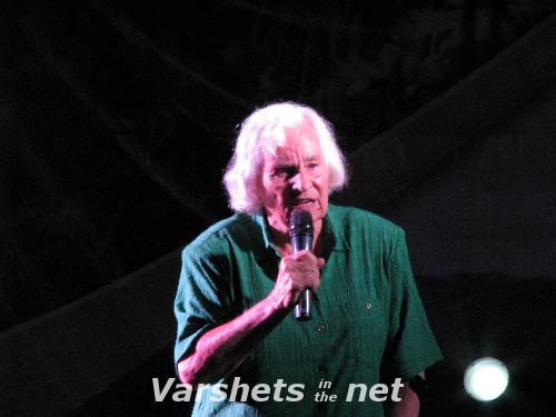 Концерт на фолклорния изпълнител Илия Луков - Вършец