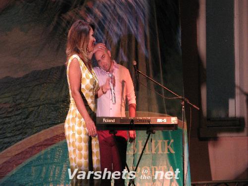 Концерт на Неда Украден - Вършец
