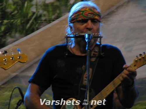 Концерт на Васко Кръпката и \'Подуене блус бенд\' - Вършец