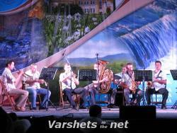 Празник на Вършец 2013 - Концерт на духова формация 'София брас бенд'