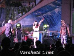 Празник на Вършец 2013 - Концерт на рапъра Dani Davidoff