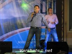 """Празник на Вършец 2013 - Концерт на дует """"Червено и черно"""""""